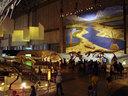 とにかく広大な会場に数多くの標本が展示されていて、本当に充実していた