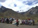 今回の旅の最高標高地点 4335mのララヤ峠