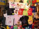 なぜか沖縄限定、アクビちゃんTシャツ