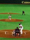 開幕戦の先発投手は松坂