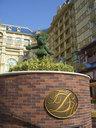 泊まったのは東京ディズニーランドホテル