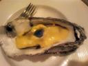 牡蠣のカルボナーラソース