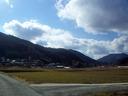能勢の田園風景