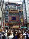 中華街もちょっと異常なほどの人出