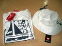 ヘリーハンセンのハットとプーマのTシャツ