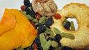 6種のドライフルーツ