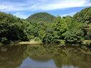 みくるま池と甲山