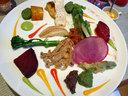 「野菜の遊園地」