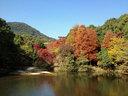 みくるま池の紅葉