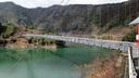 この椿山レイクブリッジの向こうに日本一のヤッホーポイントがある