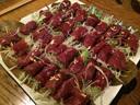 鍋用の鹿肉