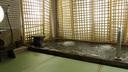 畳敷きの内風呂
