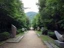 甲山森林公園 彫刻の道
