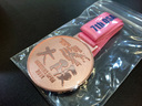 妻がゲットした銅メダル