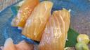 サワラを使った島寿司