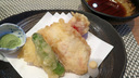 キントキの天ぷら