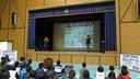 鏑木毅さんによるコース説明