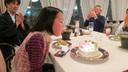 姪の誕生祝い