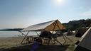 朝の船瀬ビーチ