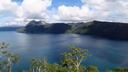第1展望台からの摩周湖