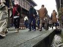 小京都の趣