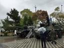 偵察警戒車と戦車