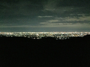 神呪寺からの夜景
