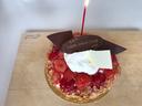 アローツリーの誕生日ケーキ
