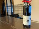 ご主人に京丹波のワインを頂いた