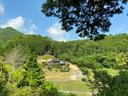 山間に佇む古民家の一軒宿