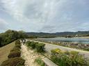 北山ダムを歩く
